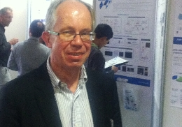 Dr Magnus Larsson, SP - Technical Research Institute,NMN member at the ETPN Meeting